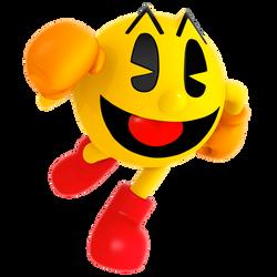 Pac-Man World 2 Remake Render by Nibroc-Rock