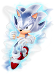 What if: Sonic as Ultra Instinct -Mastered-