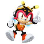 The Lost Charmy Bee Render