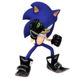What if: Sonic The Infinite by Nibroc-Rock