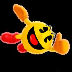 Pac-Man World 3 Remake Render by Nibroc-Rock