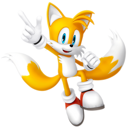 Tails 2018 Legacy Render