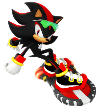 Shadow: Riders Outfit