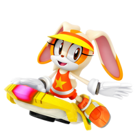 Cream: Riders Outfit Render by Nibroc-Rock