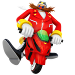 Eggman: Riders Outfit Render