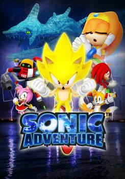 Sonic Adventure 19th Anniversary Poster