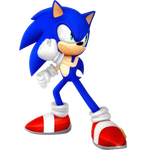 Sonic Standing Strong! 1/6