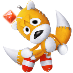 Tails Doll 2018 Render