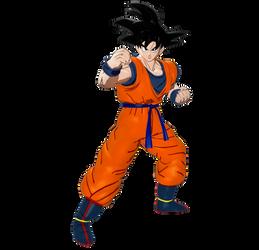 Goku Render by Nibroc-Rock