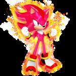 What if: Shadow as Super Saiyan God