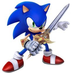 Knave The Hedgehog render by Nibroc-Rock