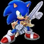 Knave The Hedgehog render