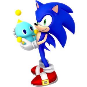 Sonic and Chao Spring 2019