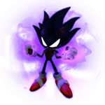 Dark Sonic 2019 render