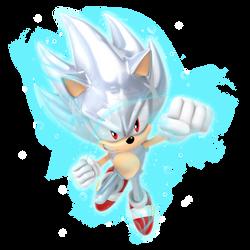 Hyper Sonic 12K 2019 Render by Nibroc-Rock