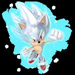 Hyper Sonic 12K 2019 Render