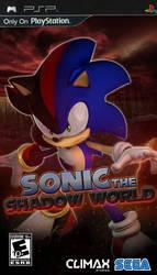 Sonic: The Shadow World boxart