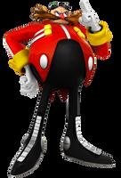 Eggman 2019 render