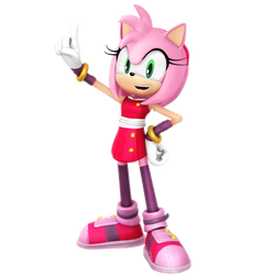 Boom Amy: Legacy Render