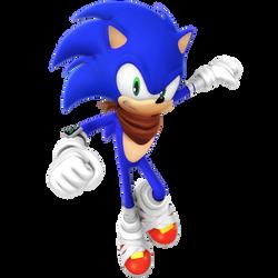 Boom Sonic 2019 Render