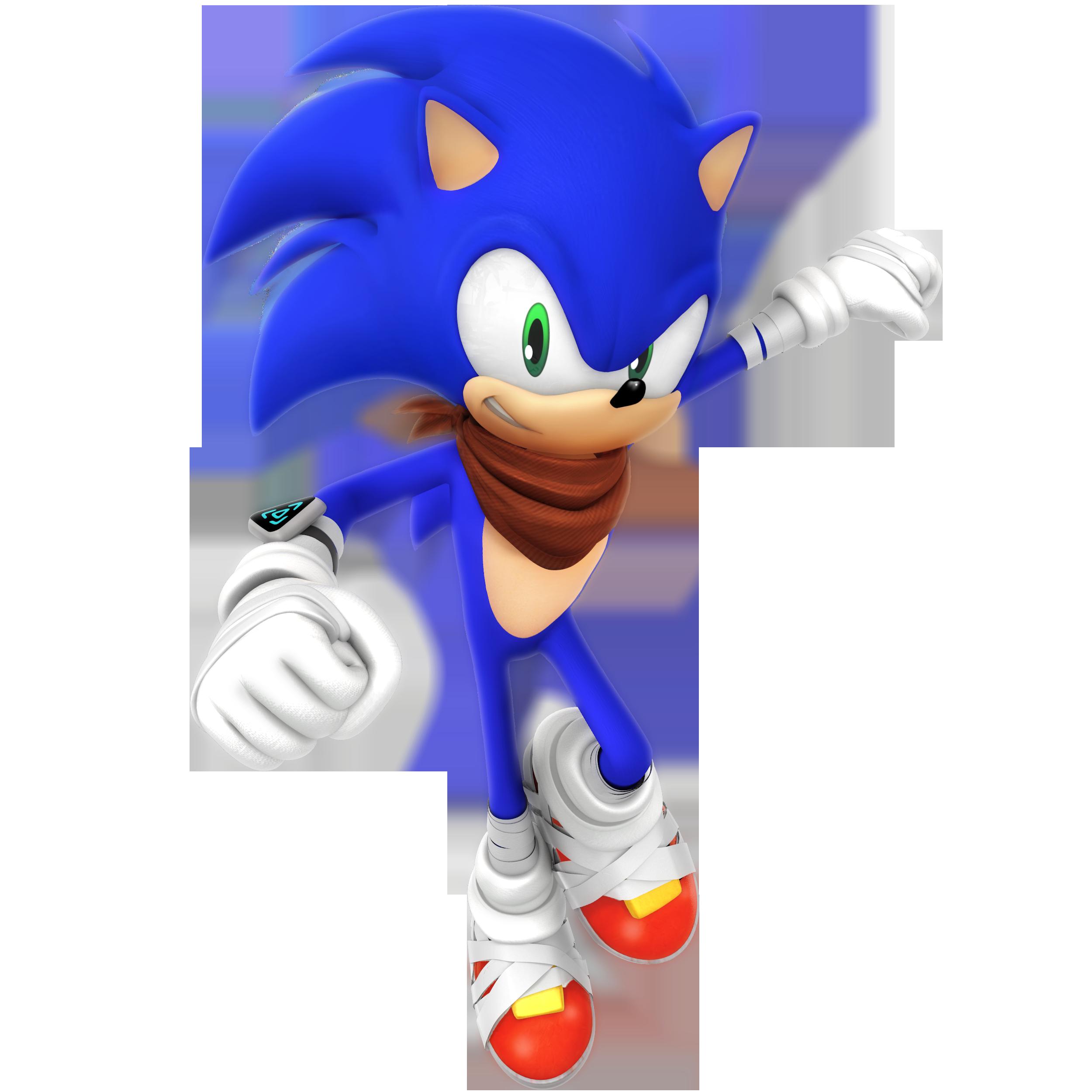 Boom Sonic 2019 Render by Nibroc-Rock on DeviantArt