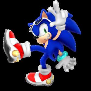 Sonic Adventure Upgraded Render