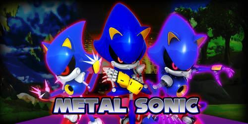 Metal Sonic 26th Anniversary
