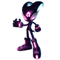 Shade The Echidna 2019 Render