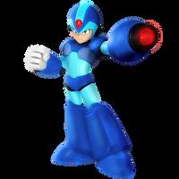 Megaman X Render