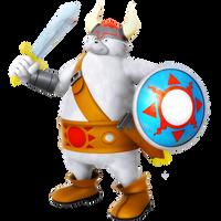 Norman The Viking Render