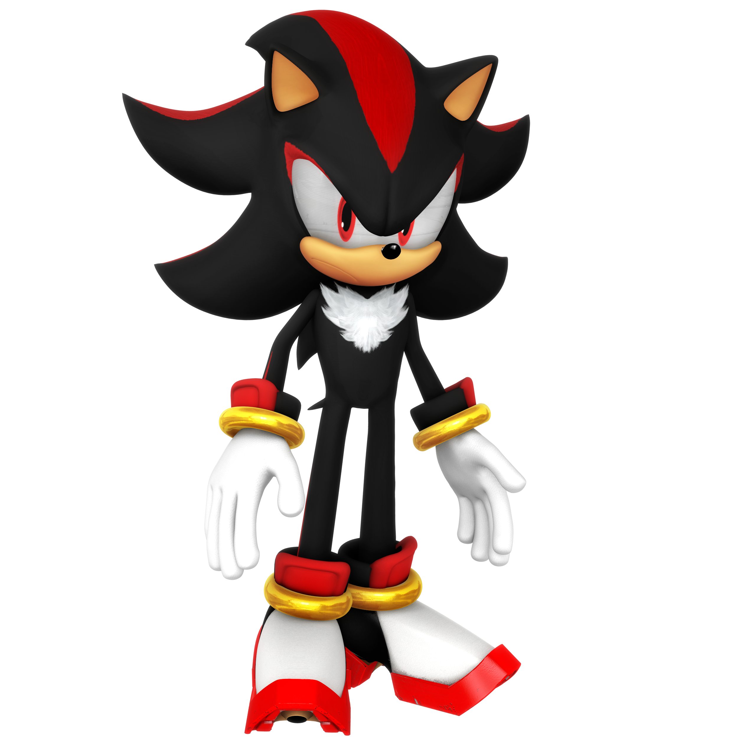 Android Shadow Red Render By Nibroc Rock On Deviantart