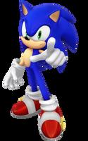 Sonic Channel 2007 Render remake