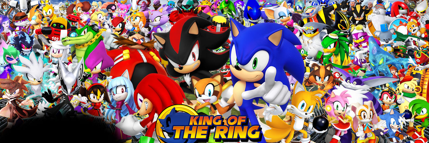 King of the Ring Banner