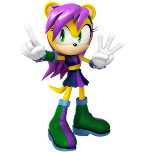 Mina Mongoose Render