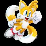 [April Fools] Ultimate Tails Render edit