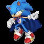 [April Fools] TMOM Render Sonic