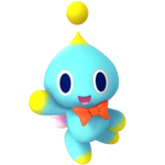Cheese The Chao 2020 Render