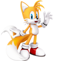 Tails 2020 Legacy Render