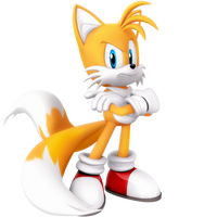 Tails 2020 Legacy Render (CrossArm Mad ver.)