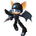 G.U.N. Outfit Rouge The Bat