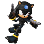 G.U.N. Outfit Shadow The Hedgehog
