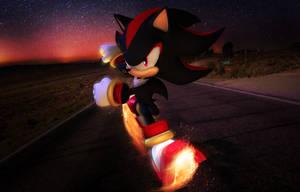 Midnight Shadow Dusk