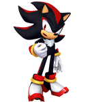 Shadow The hedgehog 2020 Render Grip alt
