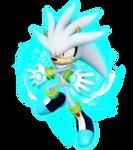 Silver the hedgehog 2020 render ESP Alt