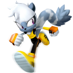 Tangle The Lemur 2nd Render