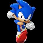 Classic Sonic 2020 Render