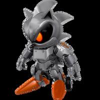 Robo Sonic Render