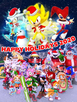Happy Holidays 2020 Poster