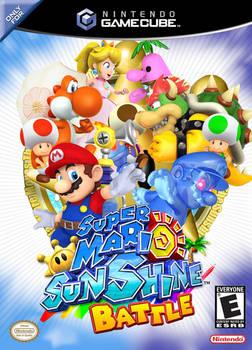 Super Mario Sunshine Battle