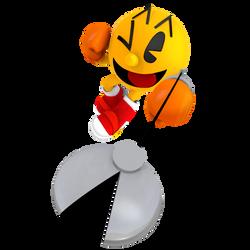 Pac Man World 4 Render